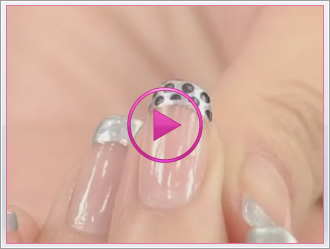 Konad Nails Video